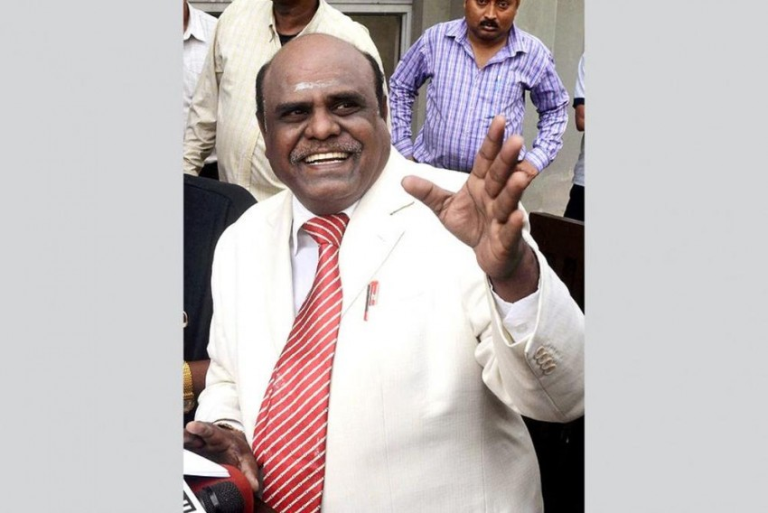 Justice Karnan Rejects SC Warrant, Says Will Sue Apex Court For Rs 14 Crore