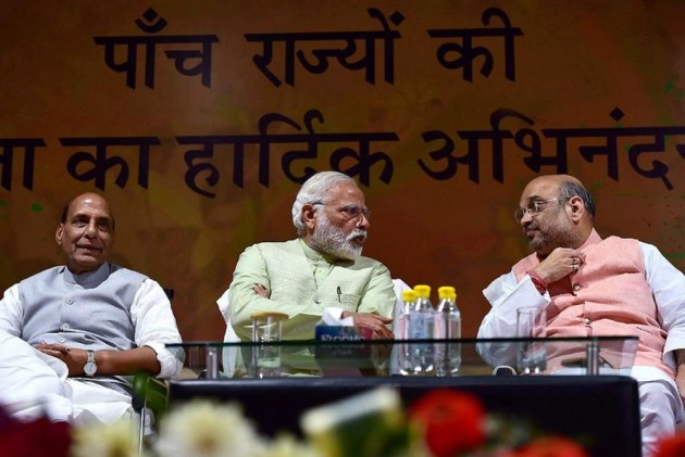 A Re-Shuffle In The Modi Cabinet Only Looks Likely At The End Of April