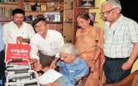 India's Oldest MA Student Is Studying Economics To Understand Why India Is Poor