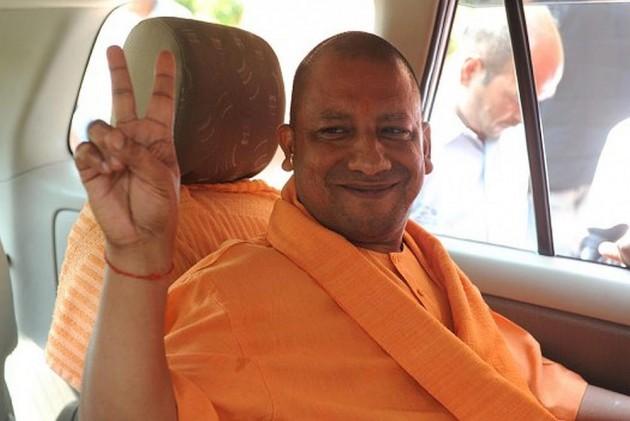 Team Modi Selects Yogi The Face Of Resurgent, Transformed UP
