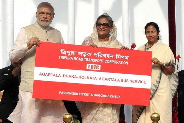 Bangladesh Looks Up To PM Modi For Teesta River Agreement Ahead Of Sheikh Hasina's Visit to India
