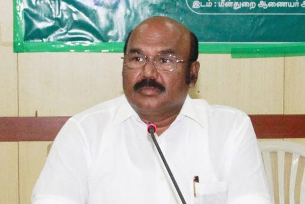 Finance Minister D.Jayakumar Offers To Quit Ahead Of AIADMK Talks