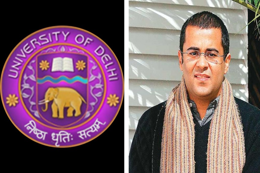 Chetan Bhagat's Five Point Someone To Be Part Of DU's English Literature Syllabus