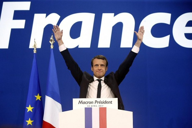 France Election: Europe Hopes Macron Will Stop The Domino Effect Triggered By Brexit, Trump