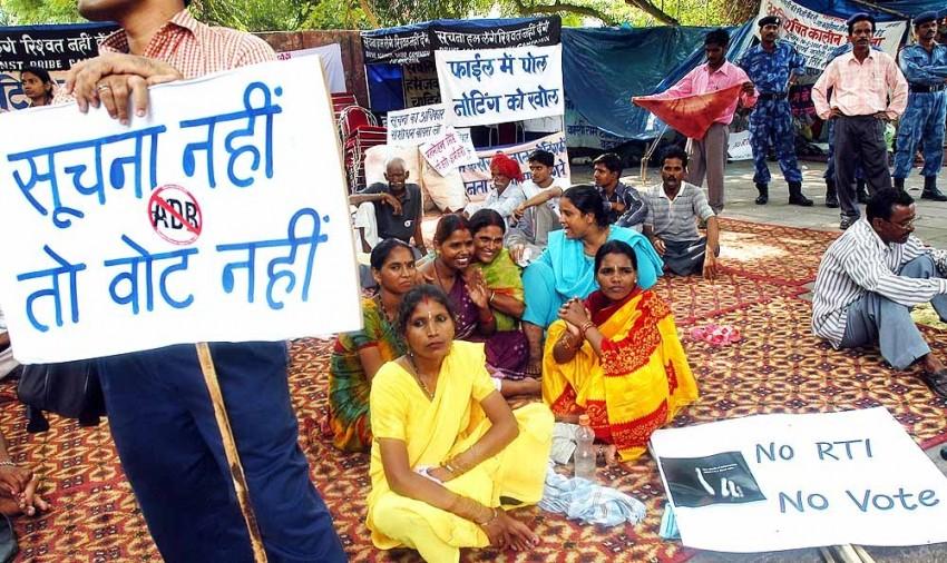 New Draft RTI Proposal Endangers Life Of RTI Applicants