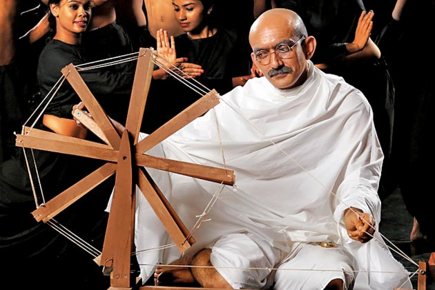 A Grandiose Song For Gandhi