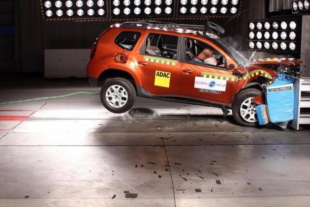 Shocking: Renault Duster In India Has Smaller, Unsafe Airbag Than In Foreign Variants, Reveals Crash Test