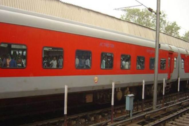 Rajdhani Express Passengers Travel Without Food & Water During 16-Hour Journey