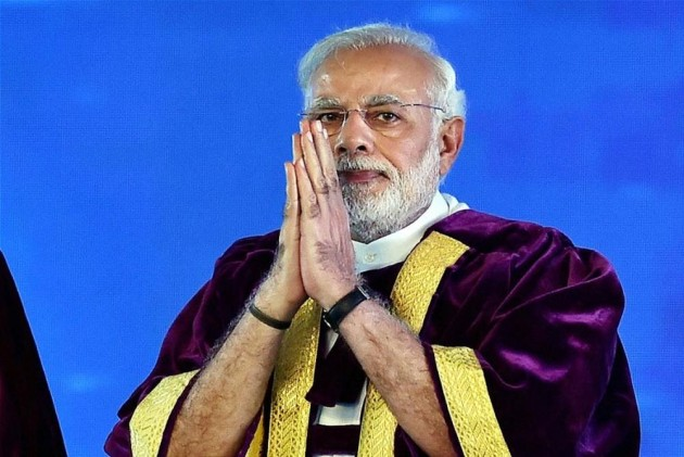 Modi Was Low On Attendance During MA, Didn't Grant Him Term, Says His Professor