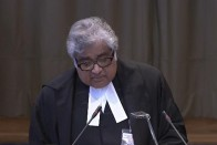 India Tells ICJ That It Fears Pakistan May Execute Jadhav Before Its Arguments Are Heard
