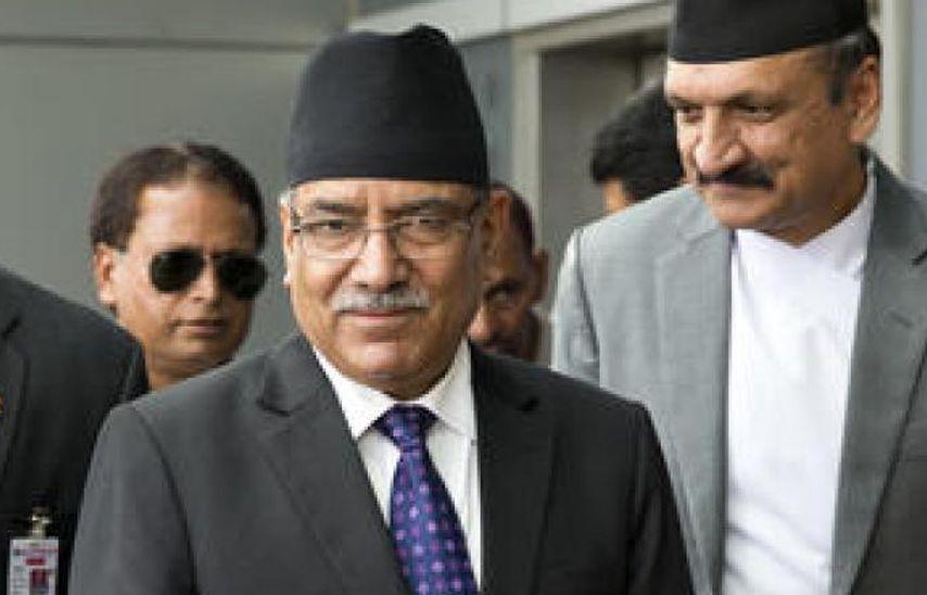 Nepal PM Dahal To Handover Power To Deuba Next Week
