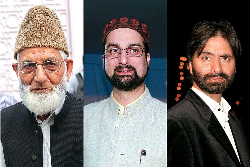 Azadi Triptych