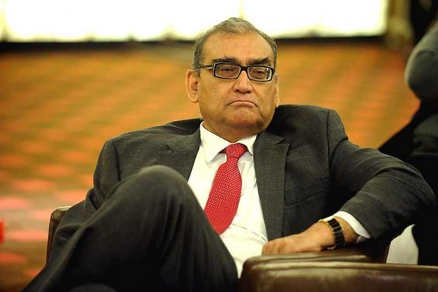 Katju Suggests Film-Title That Could Be A Hit: 'Planet Of The Cows'