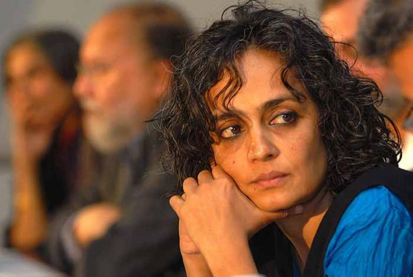 When Communist Legend EMS Became Victim Of Arundhati Roy's Wild Imagination