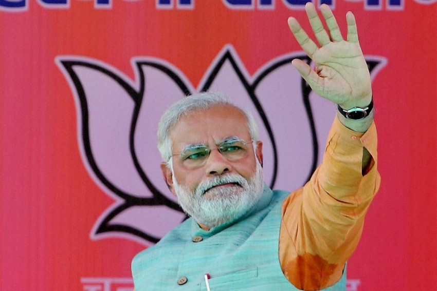 In Three Years Modi Has Come To Personify India's And BJP's Aspirations