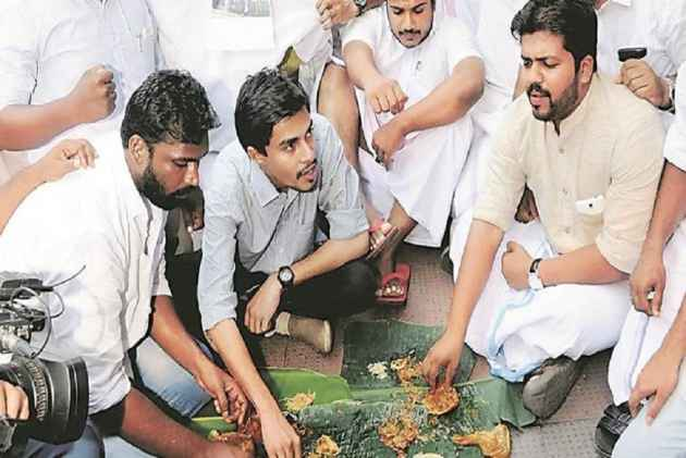 Youth Congress Workers Suspended For Slaughtering Calf To Protest Cattle Sale Ban