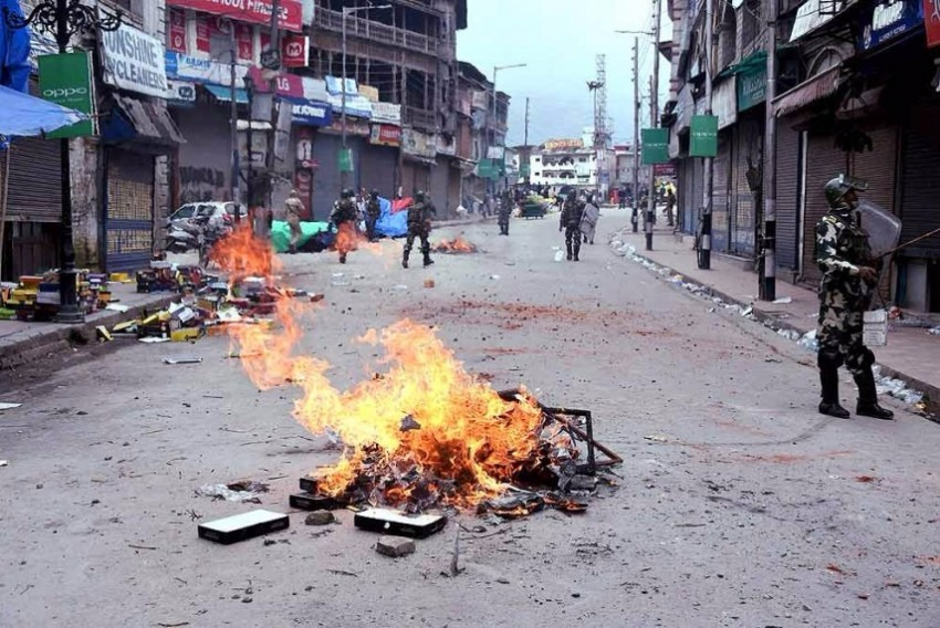 Kashmir Can't Be Described As India-Occupied Or India-Administered: India at UN