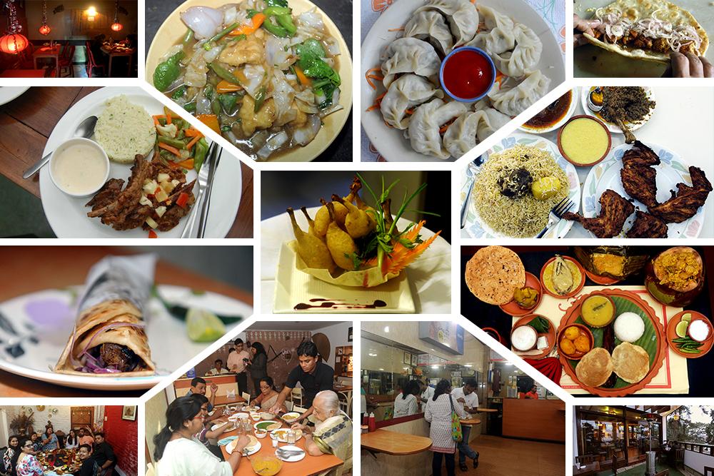 Iconic Restaurants: East