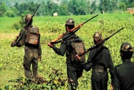 Security Forces Arrest Four Maoists Responsible For The Sukma Attack