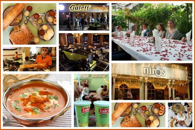 Iconic Restaurants: North