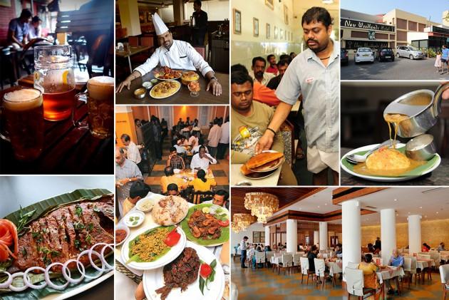 Iconic Restaurants: South