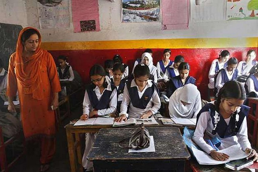 Punjab Tells Women Teachers To Cover Up Fully And Not Wear Provocative And Fashionable Dresses