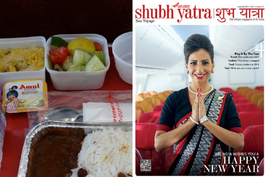 From Cutting Down On Salad To Rearranging Magazines, Advice Fly Thick And Fast On How To Ease Air India Burden