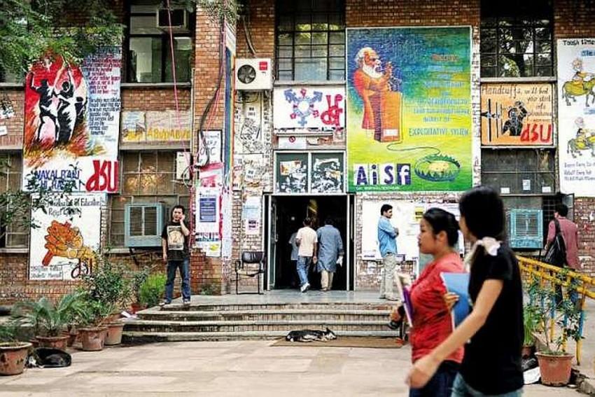 Dalit Professor Denied Promotion In JNU, Teachers' Body Threatens To Approach SC/ST Panel