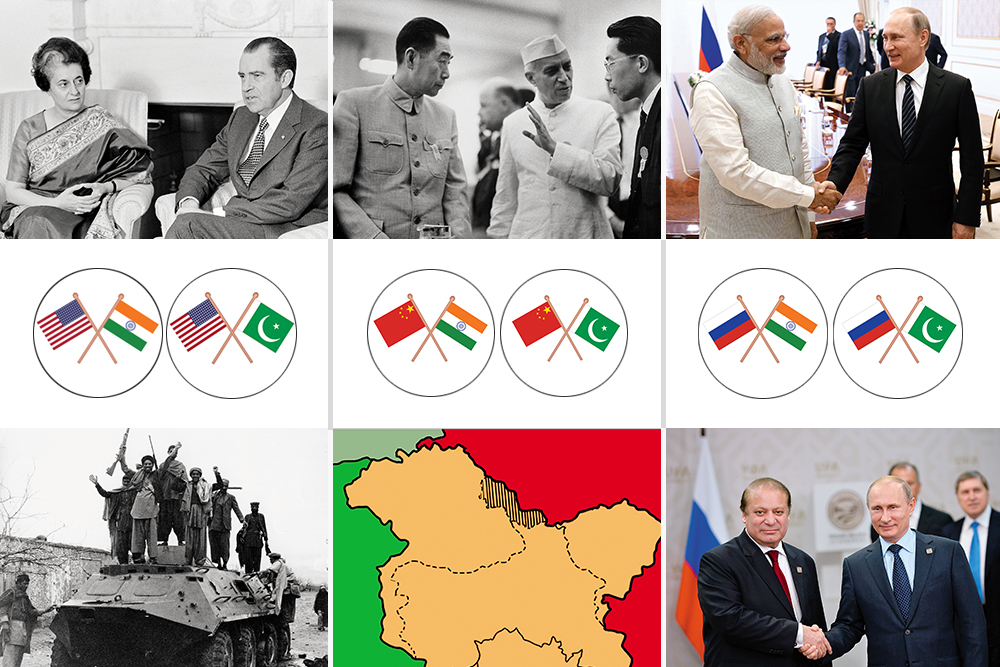 The Diplomatic Waltz In South Asia