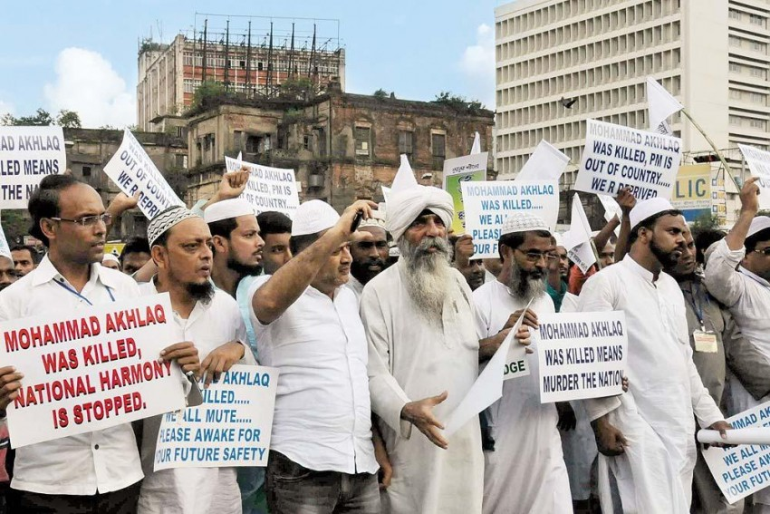 Why Are Political Parties Scared Of Speaking Out Loud On Violence Against Muslims?
