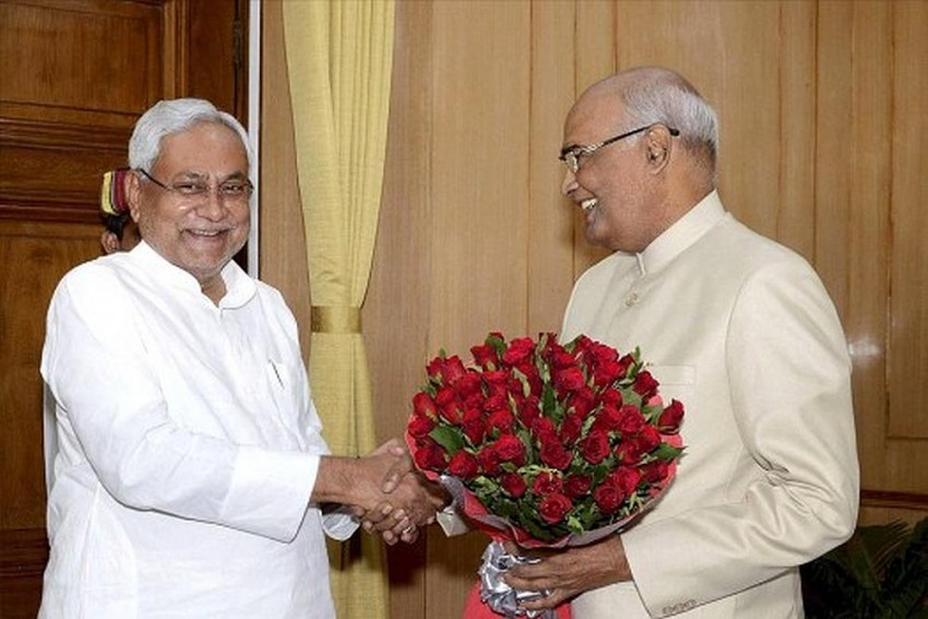 Is Nitish Kumar Warming Up To The BJP?