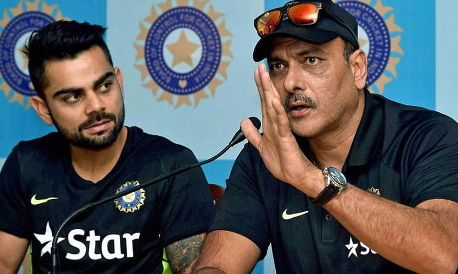 Former Director Ravi Shastri To Apply For Team India's Head Coach Position