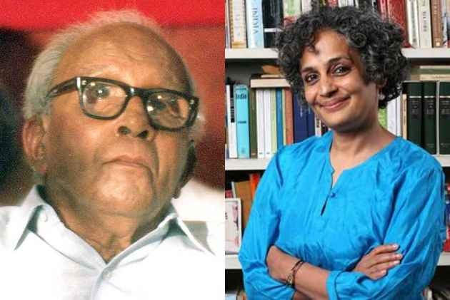 'It's All Fake...Rubbish!' Arundhati Roy Disowns Her References To E.M.S In 'God Of Small Things'