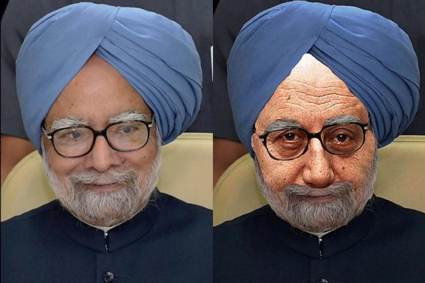 Anupam Kher To Play Former PM Manmohan Singh In Film Adaptation Of 'The Accidental Prime Minister'
