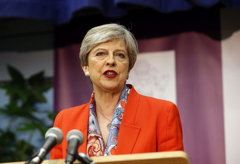 British PM Theresa May Reaches Deal With Democratic Unionists To Form Govt: Report