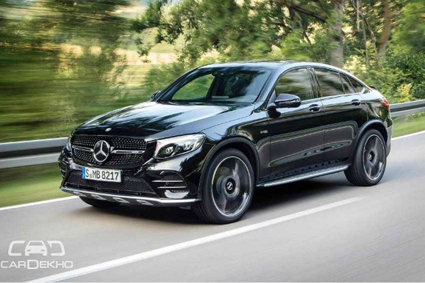 Mercedes-AMG GLC 43 4MATIC Coupe To Launch On July 21