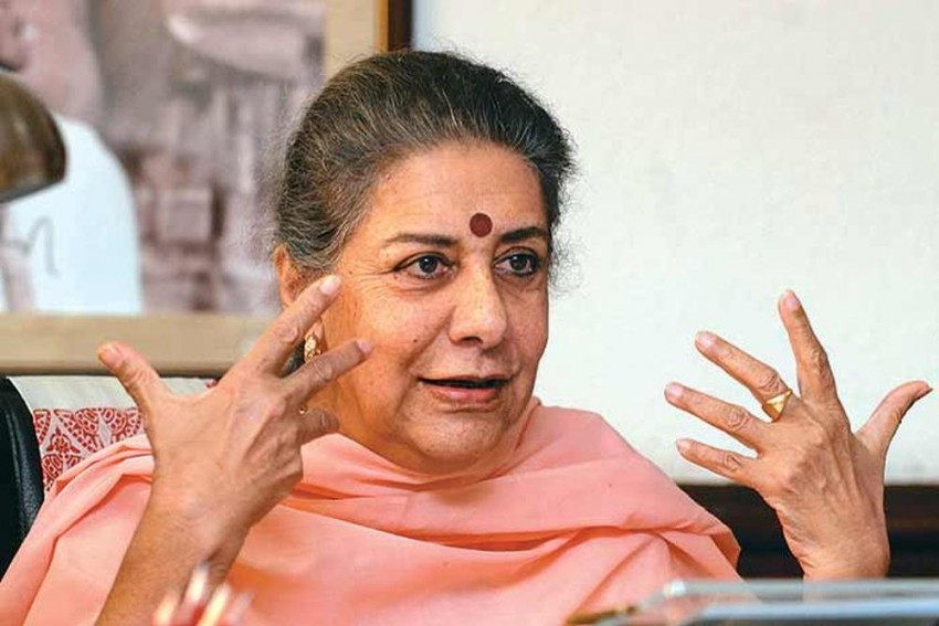 Was Ambika Soni's Attempt To Resign From Party Posts An Anticipatory Bail Ahead Of Shake-Up?