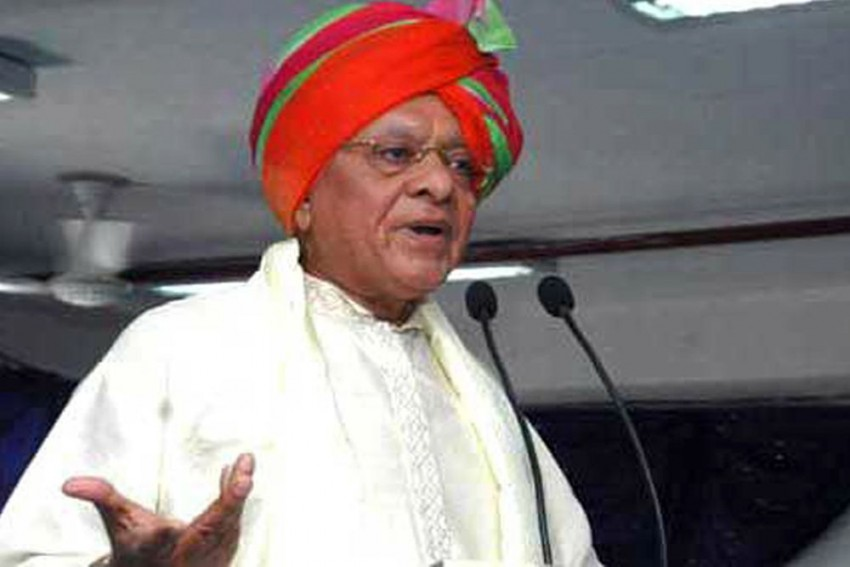 Congress Expelled Me 24 Hours Ago, Says Shankersinh Vaghela On His 77th Birthday Rally