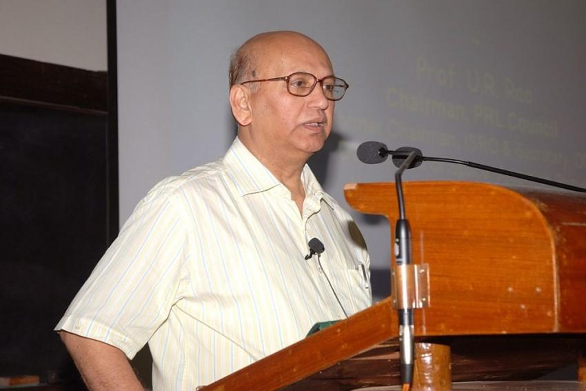 UR Rao – Pioneering Satellite Technologist And Proponent Of 'ISRO Culture'