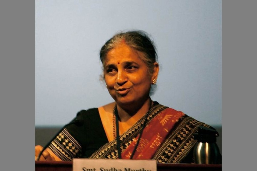 What Happened When Writer Sudha Murthy Was Called 'Cattle Class'