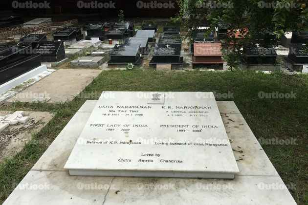 KR Narayanan's Christian Burial: Alternative News Is Falsehood