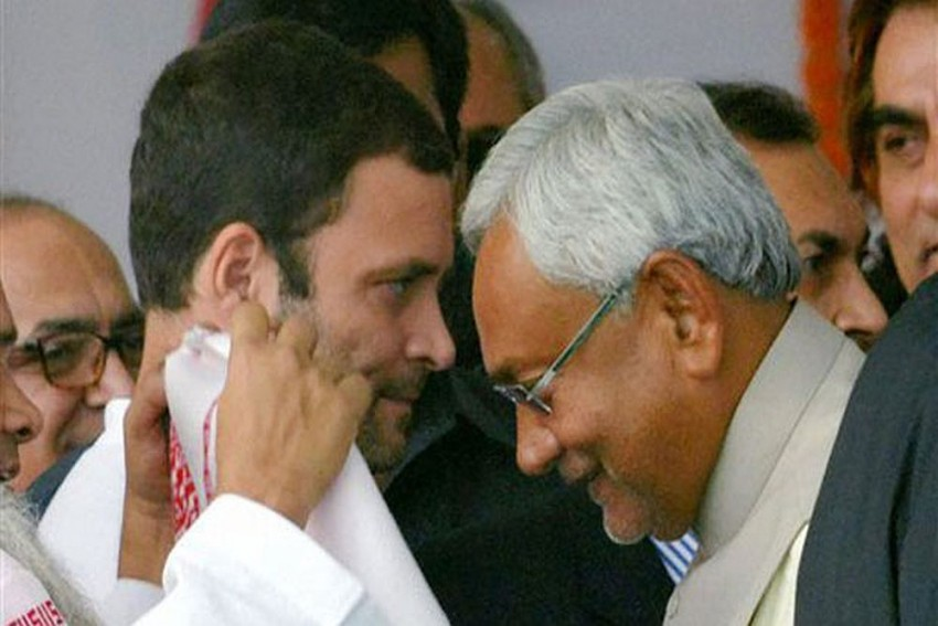 After Calling Congress 'Weakest Link' In Opposition, Nitish Kumar Says Party Should Set The Agenda