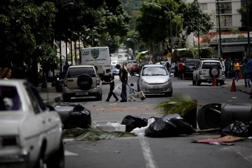 Venezuela Vote Turns Violent, Dozens Killed As Troops Crack Down On Protesters