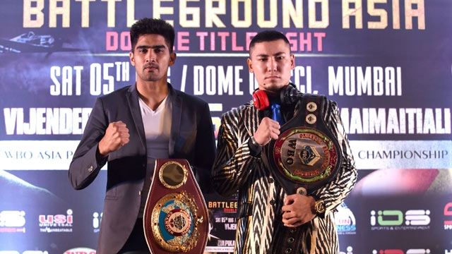 'Chinese Goods Don't Last Too Long, Will Knock Him Out In 45 Seconds': Vijender Singh On His Next Bout