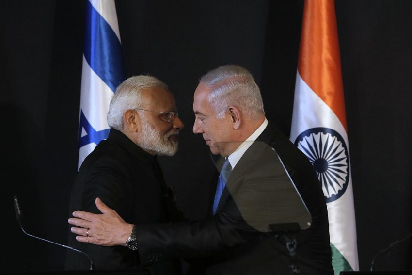 India-Israel Relations: Not Sky, Principles Should Be The Limit