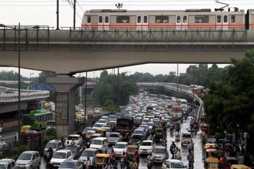 Delhi Is Asia's Fastest Growing City, To Have 50% Larger Economy In 2021, Says Oxford Economics Study
