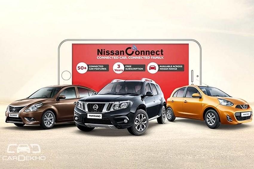 Nissan Launches NissanConnect Connected Car Tech