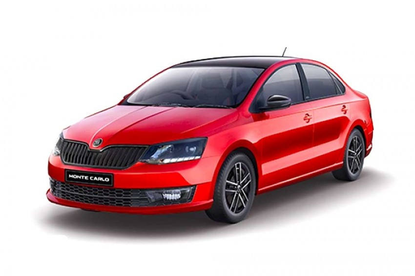 Skoda Reveals Rapid Monte Carlo For India, Mid-August Launch Confirmed