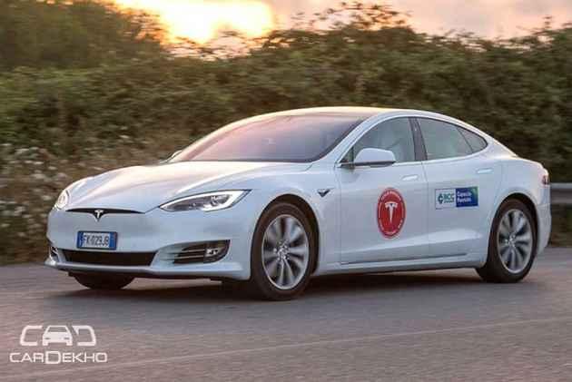 Tesla Model S Covers 1,078Km On Single Charge