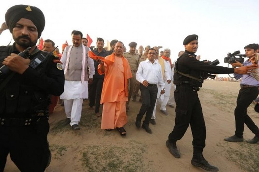 As Nation Mourns Gorakhpur Incident, UP CM Orders 'Grand' Janmashtami Celebrations